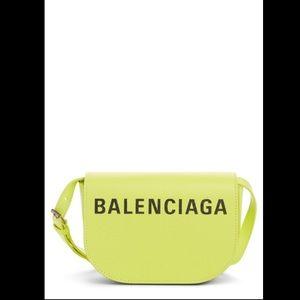 Balenciaga Extra Small Ville Day  Saddle Bag